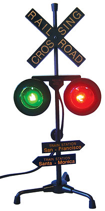 Railroad Crossing Light