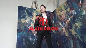 Alain Delon 2017