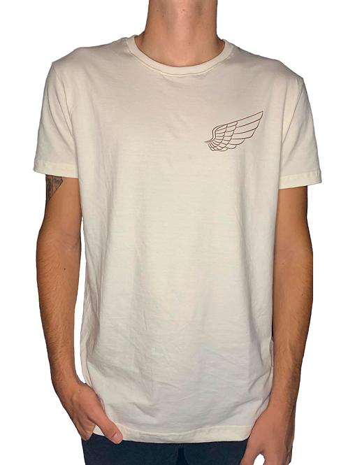 Camiseta live your dream | Off White
