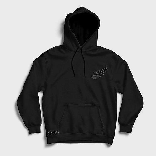 Casaco Fly Simple Collection | Preto