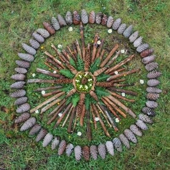 Fall Equinox Mandala Meditation Hike