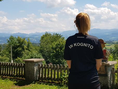 Deutschlandreise - Inkognito on tour