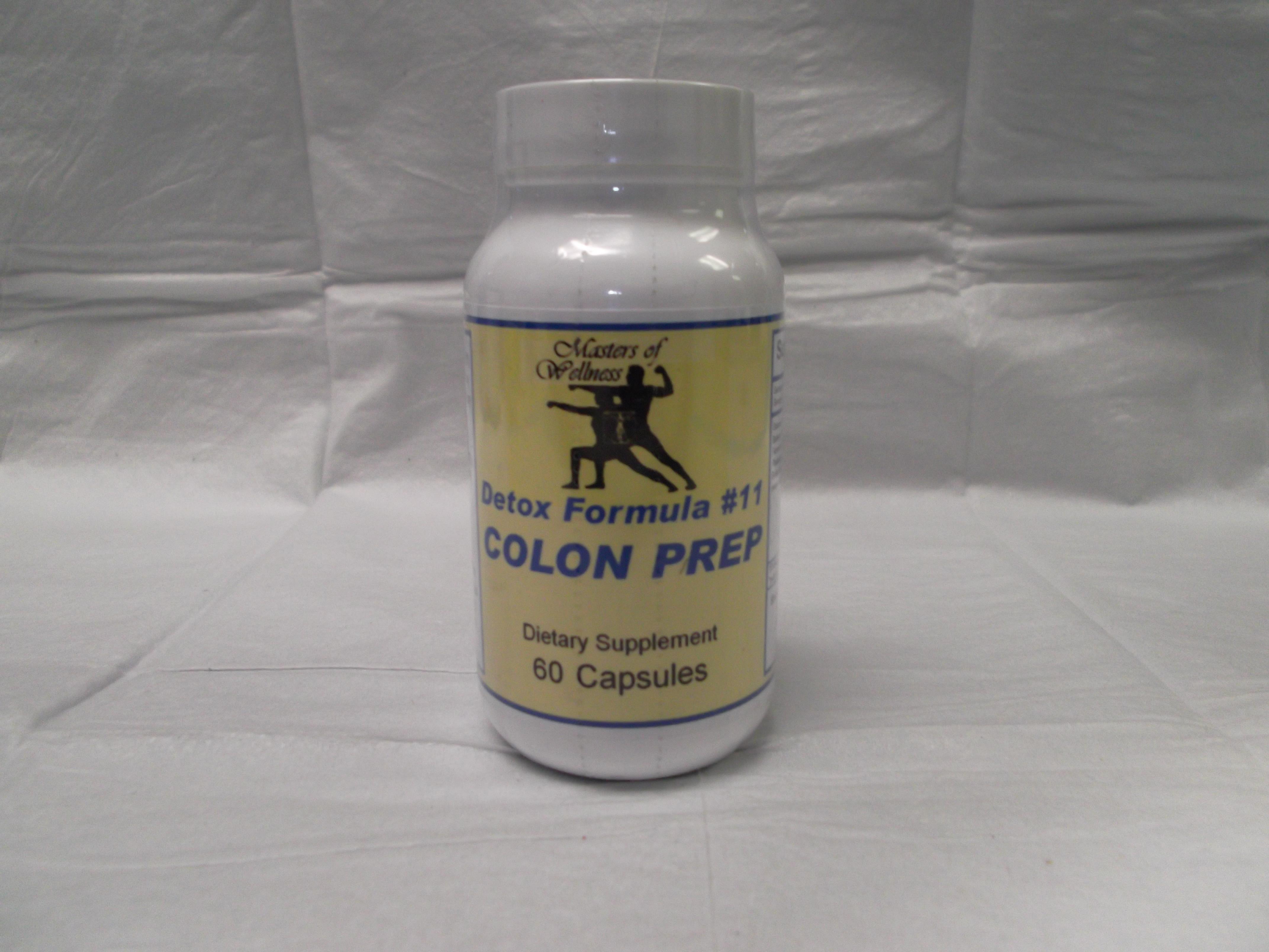 #11 Colon prep