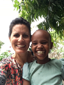 Jessica's visit to Dar es Salaam