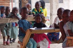 Preschool in Tanzania