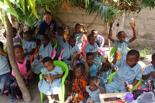 Visit to Dar es Salaam Preschool
