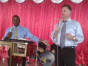 Church in Tanzania