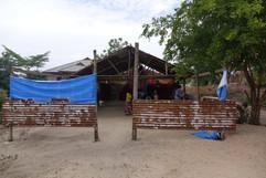 Village Church outside of Dar es Salaam