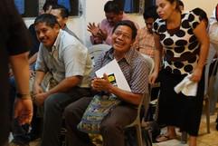 Bible School Students