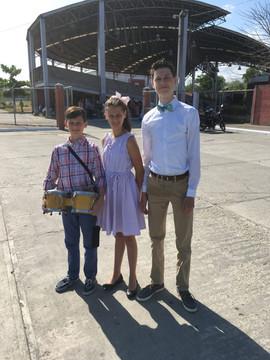 Easter in Guatelmala