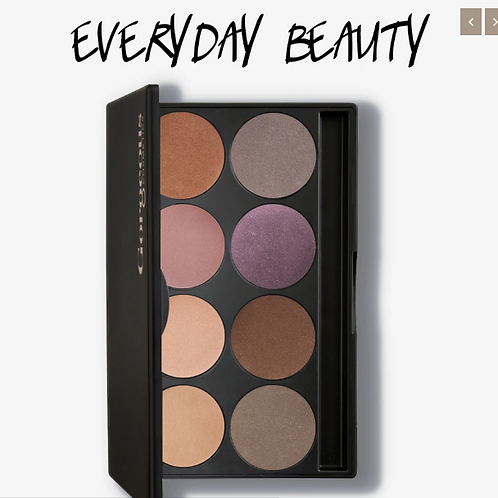 Everyday Beauty 8 Pan Eye shadow Palette