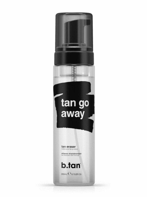 Tan Go Away Eraser