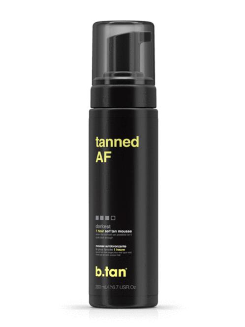 Tanned AF