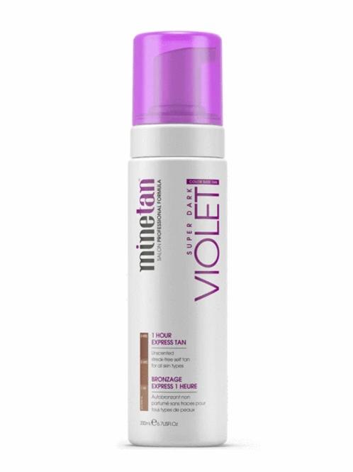 Mine Tan Violet
