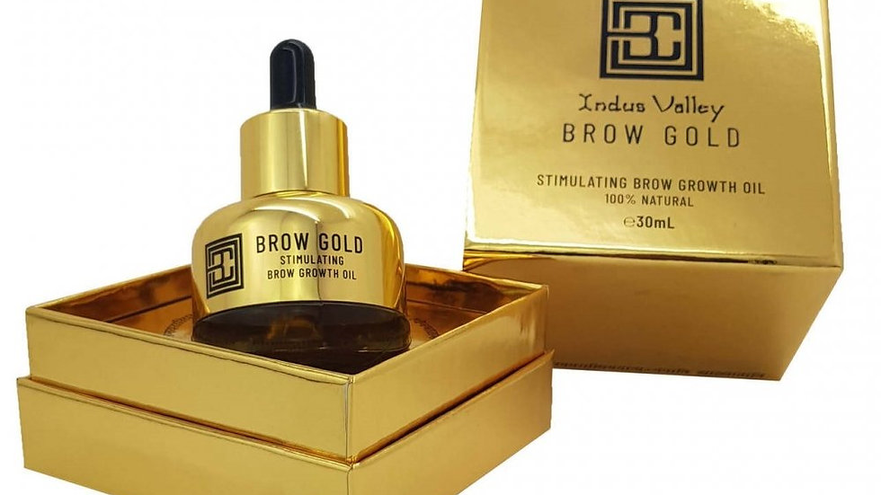 Indus Valley BROW GOLD