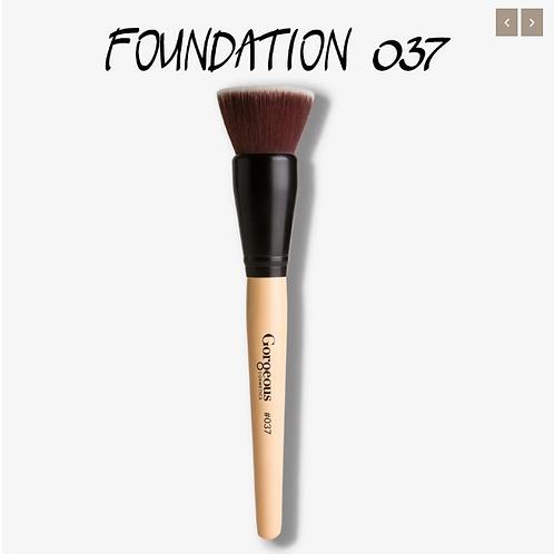 Foundation Buff Brush #037