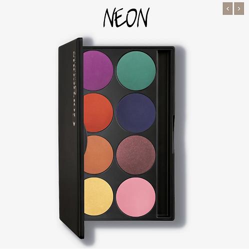 Neon 8 Pan Eye shadow Palette