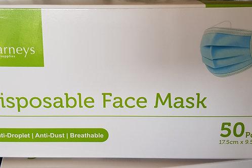 Face Masks - Box of 50