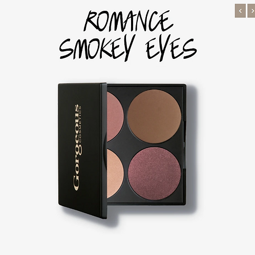 Custom Eyes Eye Shadow Palette -Smokey Romance