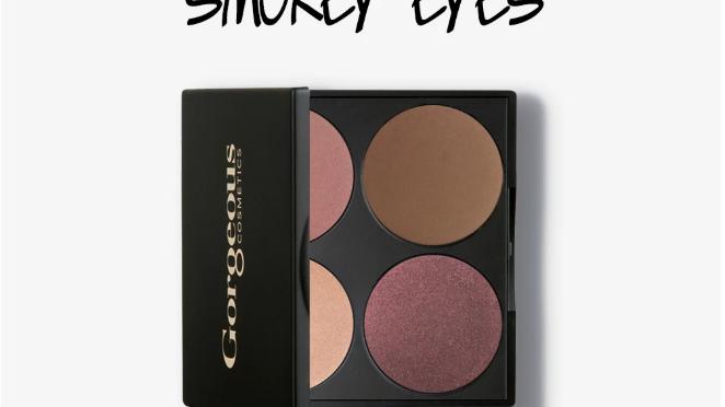 Custom Eyes Eye Shadow Palette -Smokey Romance