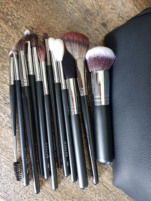 12 piece Morphe Brush Set with case