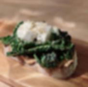 Kale & Nut Butter Bread
