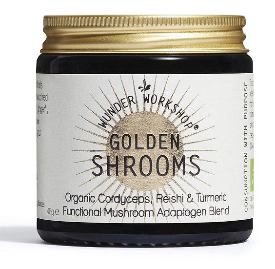 GOLDEN SHROOMS - Energy & Immune Magic (40g)