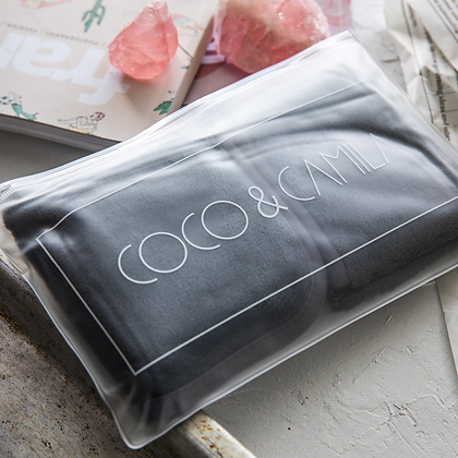 Coco & Camila Cleansing Cloths - 2 pack