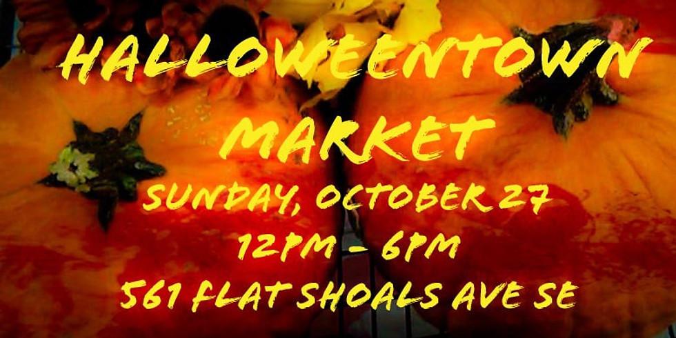 Halloweentown Market