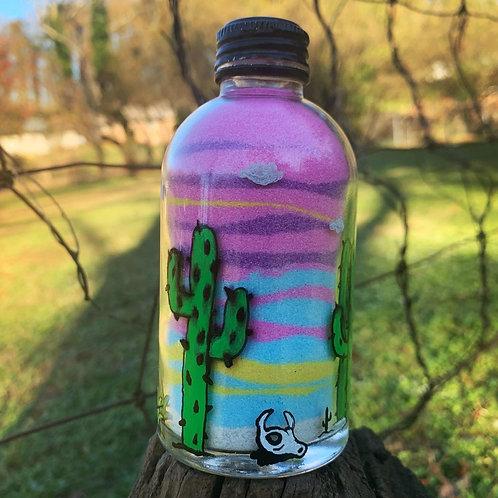 Desert Cacti Bottle