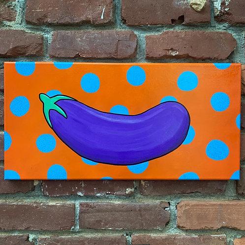 Eggplant Painting