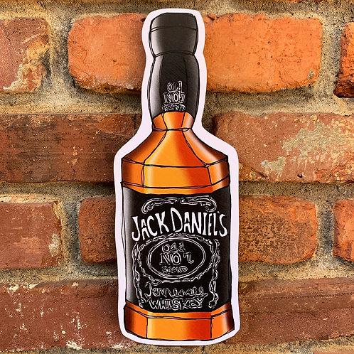 Jack Daniel's Woodcut