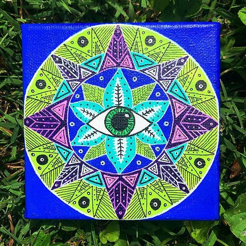 Third Eye Mandala