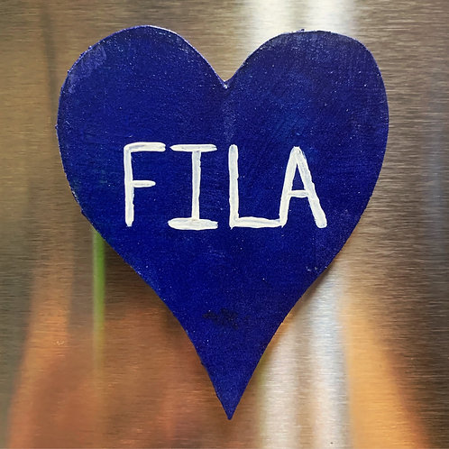 FILA Magnet