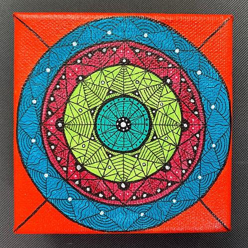 Bright Mandala