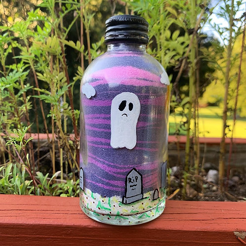 Spooky Bottle