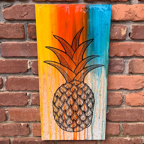 Zen Pineapple