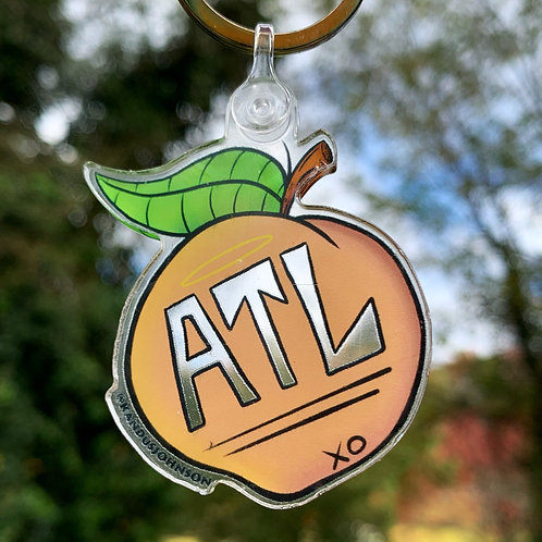 ATL Keychain