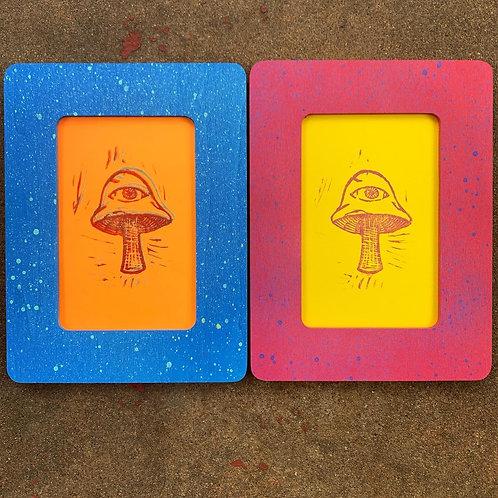 3rd Eye Mushroom