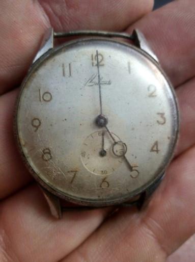 bfc1960bc27a Antiguo reloj CABALLERO. Belmonte 1151. MUY RARO. . . de pulsera caballero.  Fabricado en Suiza. . manual handwindcase base metalsatinless steel case ...