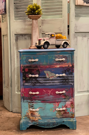 The Noble Willow - Chalk Paint - Caprich