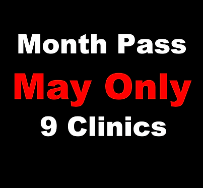 MONTH PASS (MAY ONLY)