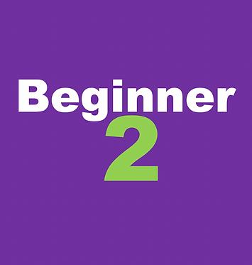 Beginner 2- Weak and Strong Hands (Nov-Mon & Wed Evenings)