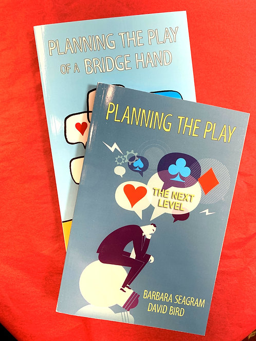 """Book Set- """"Planning the Play"""" (1 & 2) by Barbara Seagram"""