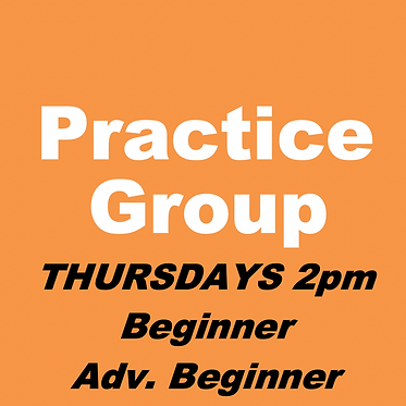 Bid/Play Practice Group (Dec-Thursdays 2pm)