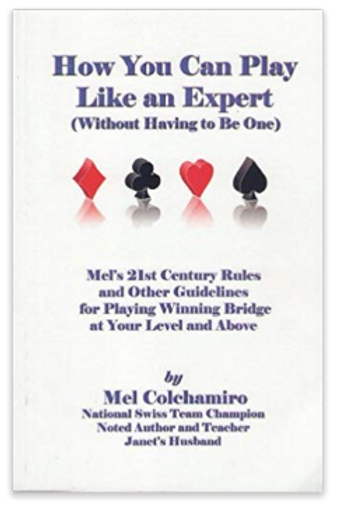 """How to Play Like an Expert"" by Mel Colchamiro"