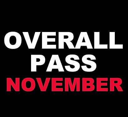 OVERALL PASS (NOV)