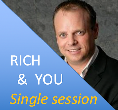 (1) Private Session with Rich (custom)