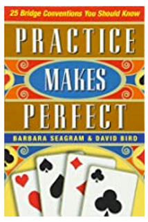 """Conventions- Practice makes Perfect"" by Barbara Seagram"