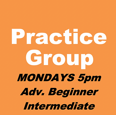 Bid/Play Practice Group (Dec-Mondays 5pm)